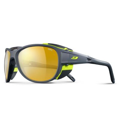 okuliare Julbo EXPLORER Zebra Grey/Yellow
