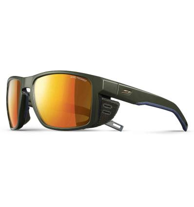 okuliare Julbo Shield SP3 army mat