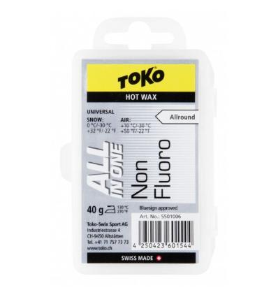 TOKO, NF All In One - Universal - vosk, 40 g