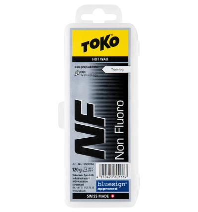 TOKO, NF Hot Wax black, 120 g