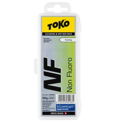 TOKO, NF Hot Box and Cleaning Wax, 120 g
