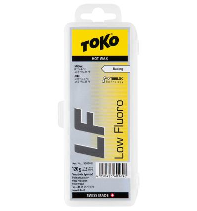 TOKO, LF Hot Wax yellow, 120 g