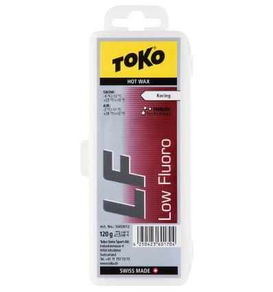 TOKO, LF Hot Wax red, 120 g