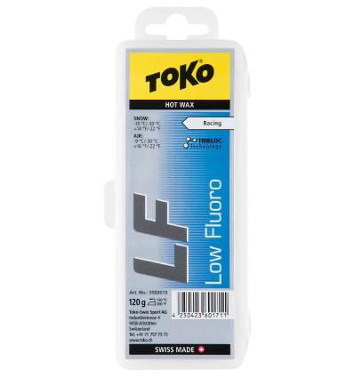 TOKO, LF Hot Wax blue, 120 g
