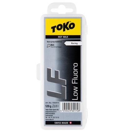 TOKO, LF Hot Wax black, 120 g