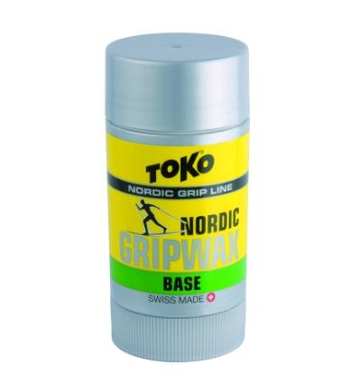 TOKO, Nordic Base wax green - vosk, 27 g