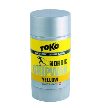 TOKO, Nordic Base wax yellow - vosk, 25 g