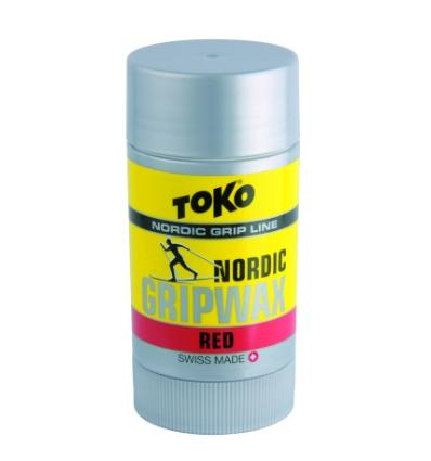 TOKO, Nordic Base wax red - vosk, 25 g