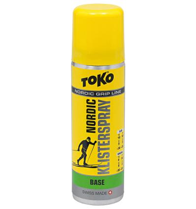 TOKO, Nordic KlisterSpray Base green - sprej, 70 ml