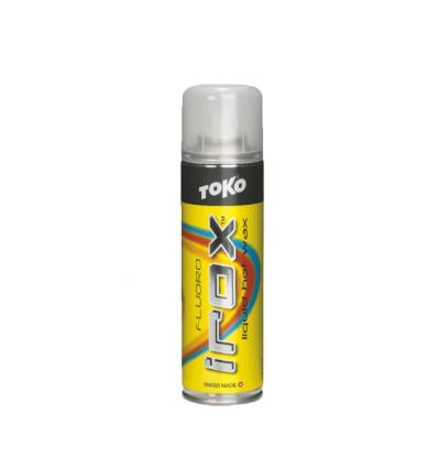 TOKO, Irox Liquid Hot Wax / Fluoro - sprej, 250 ml