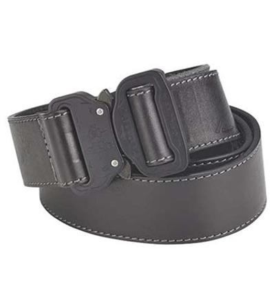 AustriAlpine, Leather Belt Cobra 38, M - black/ 100 cm