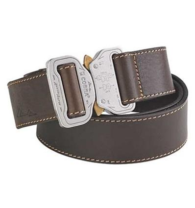 AustriAlpine, Leather Belt Cobra 38, S - braun/ 90 cm