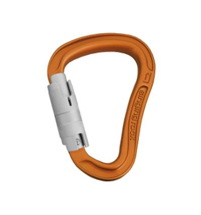 Singing Rock, BORA Triple lock, orange