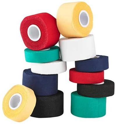 AustriAlpine Finger Support Tape 2 cm / 10 m - black