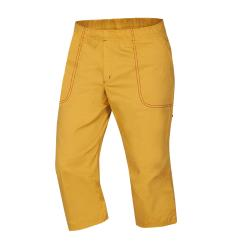 Ocún Jaws 3/4 Pants Men EU L / Golden Yellow