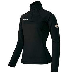 Mammut Snow ML Half Zip Pull Women EU M / black