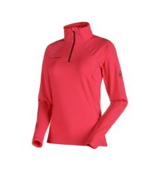 Mammut, Snow ML Half Zip Pull Women, EU S, magenta