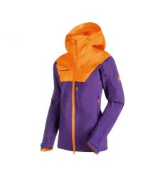Mammut Nordwand Pro HS Hooded Jacket Women XS: dawn-sunrice