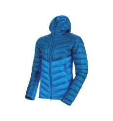 Mammut Broad Peak IN Hooded Jacket Men EU M/ imperial-ultramatine