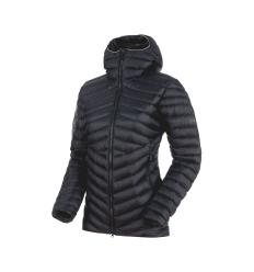 Mammut Broad Peak IN Hooded Jacket Women EU S / black-phantom
