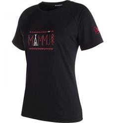 Mammut, Trovat Advanced T-Shirt Women, EU S, black