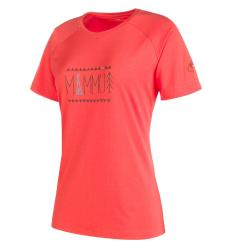 Mammut, Trovat Advanced T-Shirt Women, EU S, barbbery