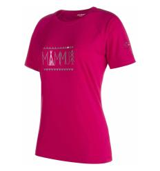 Mammut, Trovat Advanced T-Shirt Women, EU S, magenta