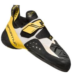 obuv LA SPORTIVA Solution Men 38,5 / White-Yelow