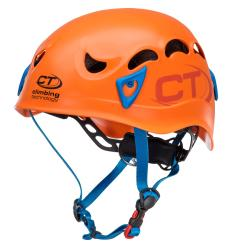 Prilba Climbing Technology Galaxy 50-61 cm / orange / light blue