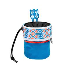 Mammut Kids Chalk Bag Quiver one size/ barberry-dark cyan
