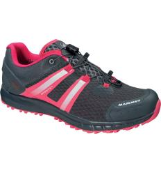 Mammut MTR 201- II Low UK 6, graphite-light carmine