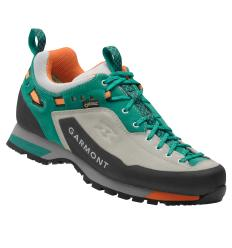 GARMONT Dragontail LT GTX WMS UK 5: light grey/teal green