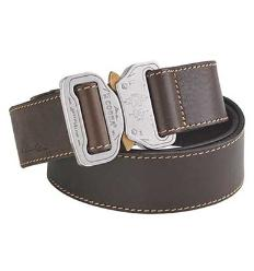 AustriAlpine, Leather Belt Cobra 38, XS - braun/ 80 cm