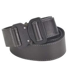 AustriAlpine, Leather Belt Cobra 38, XS - black/ 80 cm
