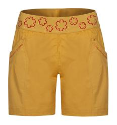 Kraťasy Ocún Pantera Shorts wmn EU S / Golden yellow