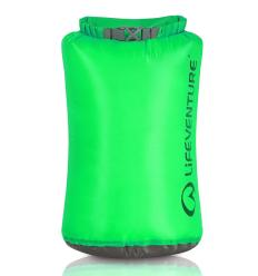 Lifeventure, Ultralight Dry Bag, 10 L, green