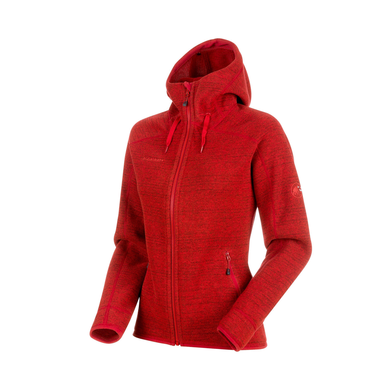 Mammut Arctic ML Hooded Jacket Women EU L   magma-phantom melange cfbd5409374