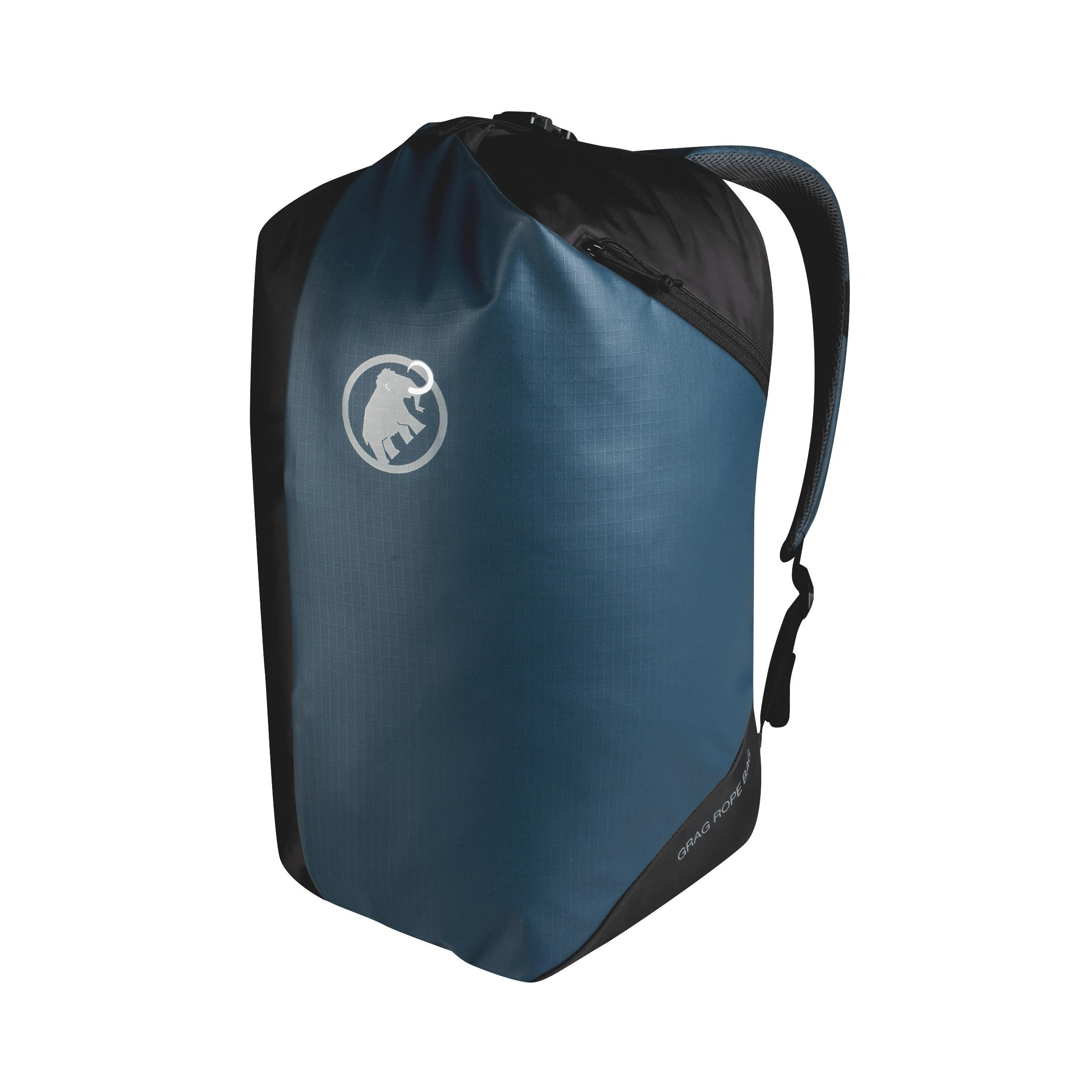 e73306a3b5 Mammut Crag Rope Bag 33 L   jay -one size