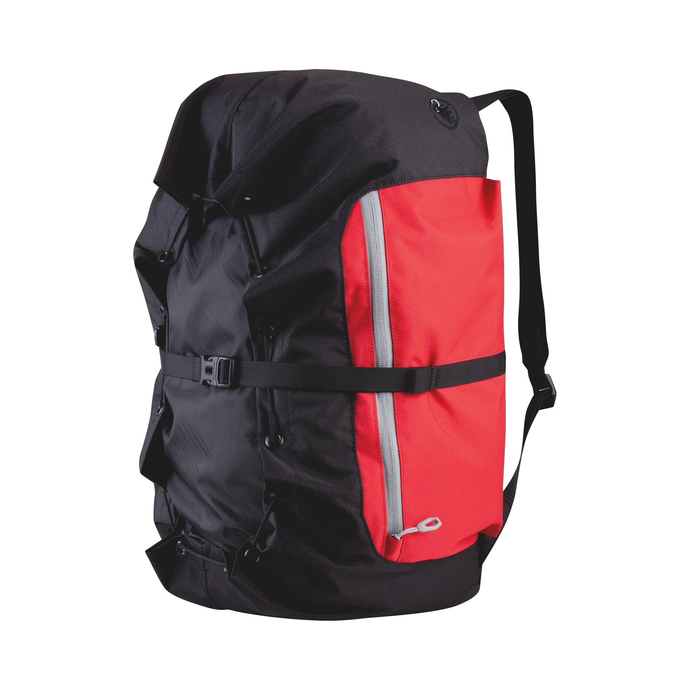 e4a950db71 Mammut Relaxation Rope Bag black-lava