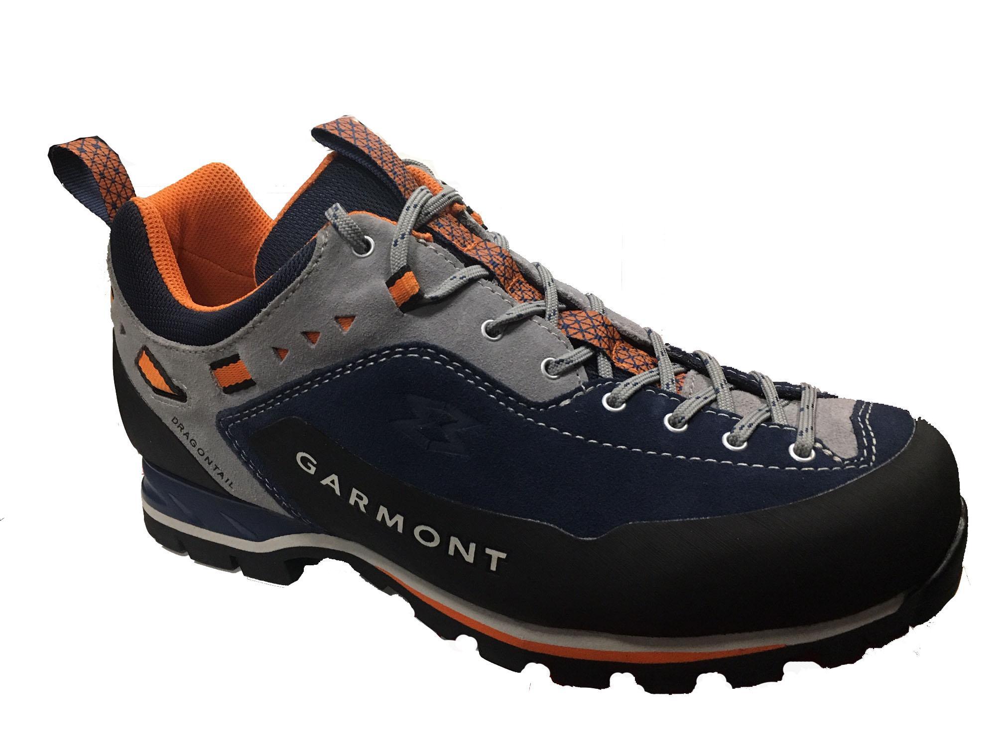 9b998b05ce9 Obuv GARMONT Dragontail MNT UK 10   Dark blue Orange