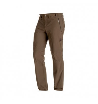 Mammut, Runbold Zip Off Pants Man, graphite, 44