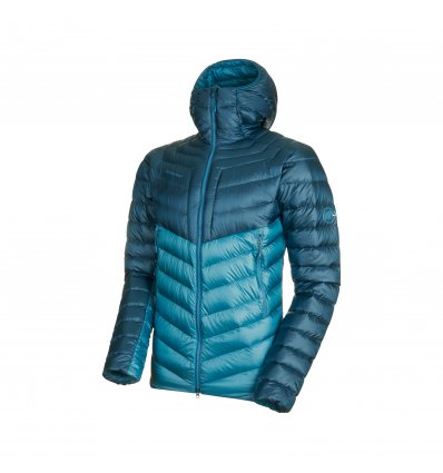 Broad Peak IN Hooded Jacket Men/ sapphire-wing teal
