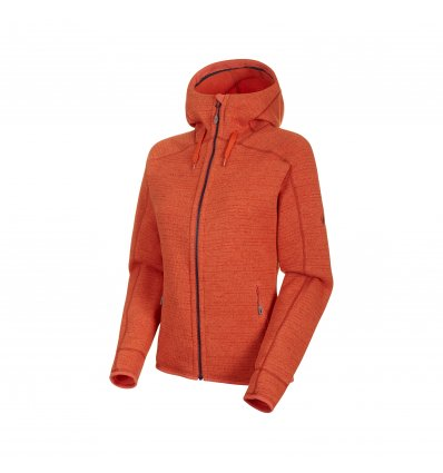 Arctic ML Hooded Jacket women / pepper