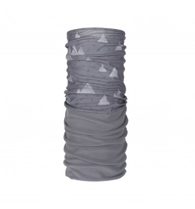 Mammut Thermo Neck Gaiter / titanium-granite
