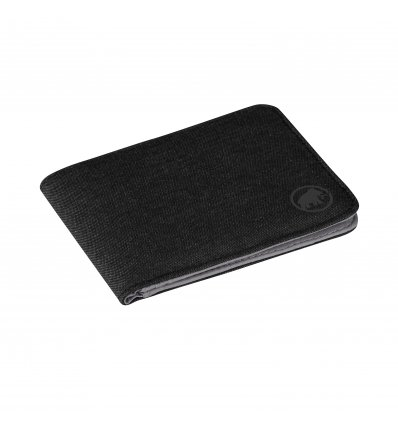 Mammut Flap Wallet Melange / black
