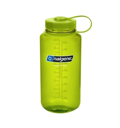 Nalgene Wide Mouth 1.0L / spring-green