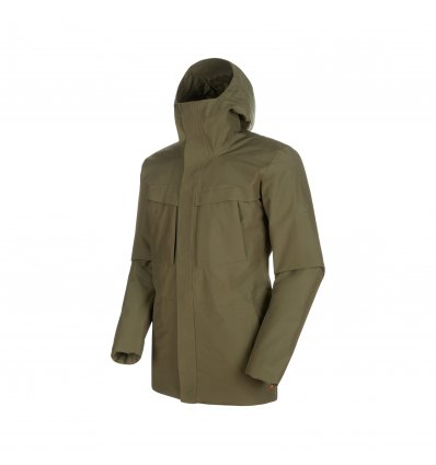 Chamuera HS Thermo Hooded Parka Men / iguana