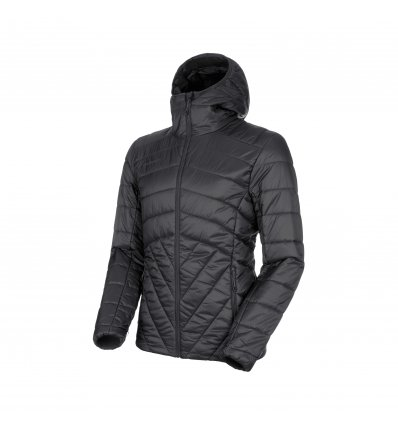 Mammut Rime IN Hooded Jacket Men EU M / black