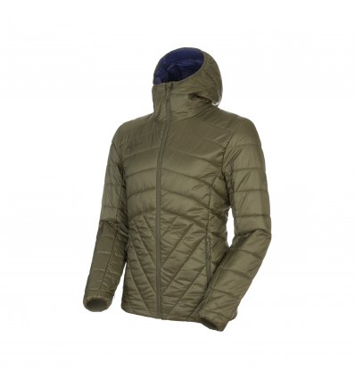 Mammut Rime IN Hooded Jacket Men / iguana