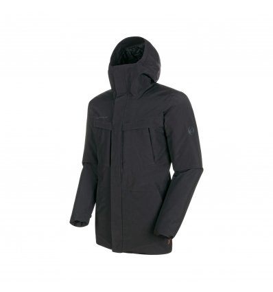 Chamuera HS Thermo Hooded Parka Men / black